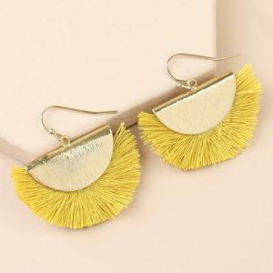 mustard-tassel-semi-circle-drop-earrings-in-gold